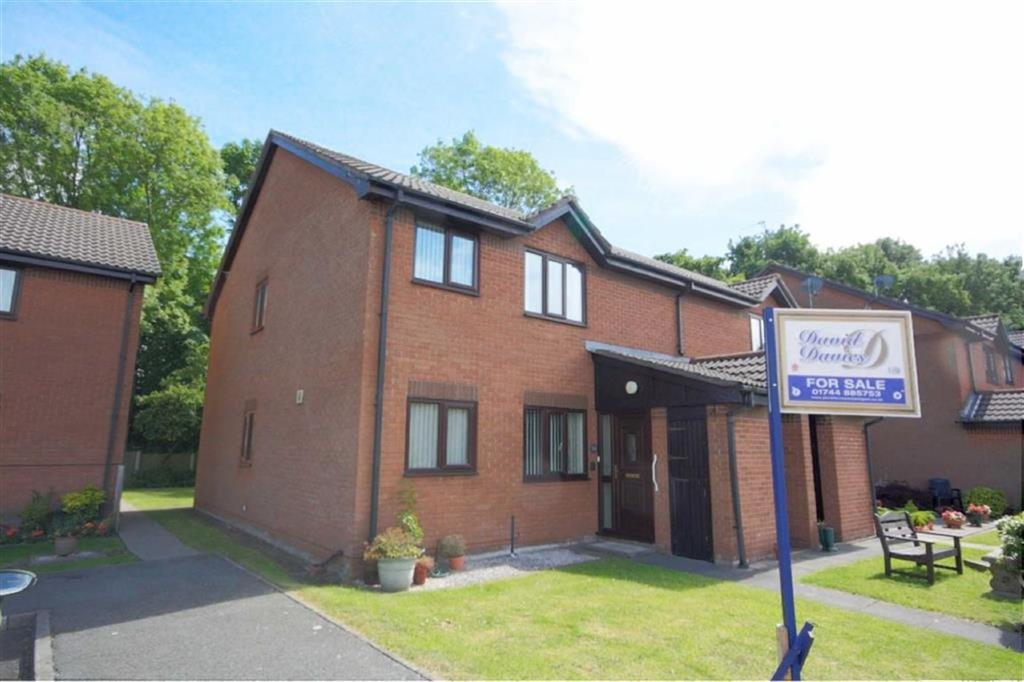 2 Bedrooms Apartment Flat for sale in Parklands, Rainford, St Helens, WA11
