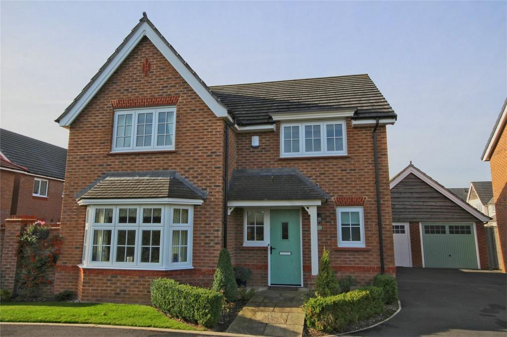 4 Bedrooms Detached House for sale in Swift Close, Cottingham, East Riding of Yorkshire