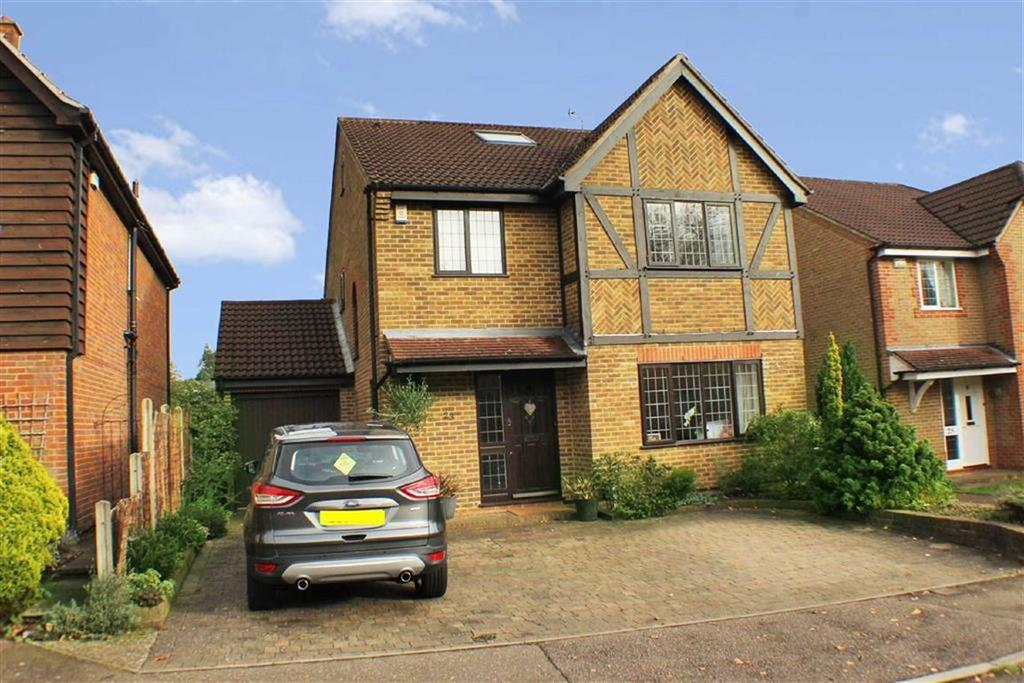 4 Bedrooms Detached House for sale in Forge End, St Albans, Hertfordshire