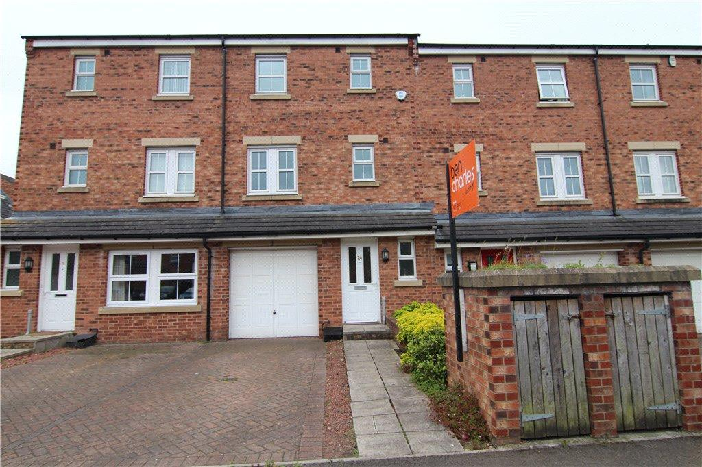 3 Bedrooms Terraced House for sale in Herons Court, Gilegate, DH1
