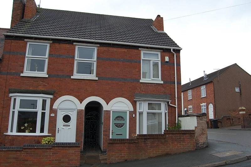 2 Bedrooms End Of Terrace House for sale in Bird Street, Lower Gornal, Dudley