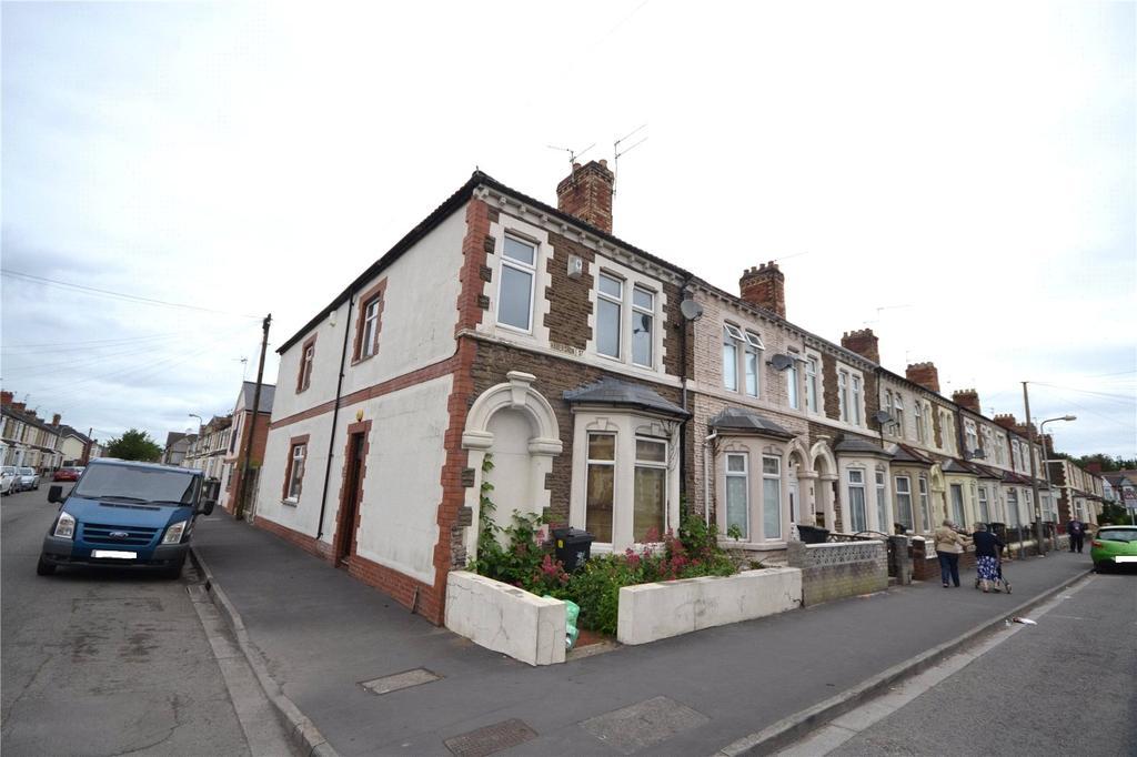 4 Bedrooms End Of Terrace House for sale in Habershon Street, Splott, Cardiff, CF24