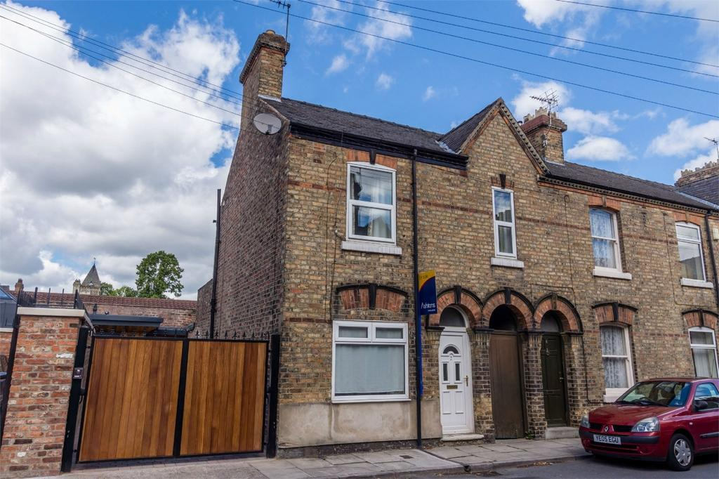 2 Bedrooms End Of Terrace House for sale in Abbey Street, Clifton Green, York