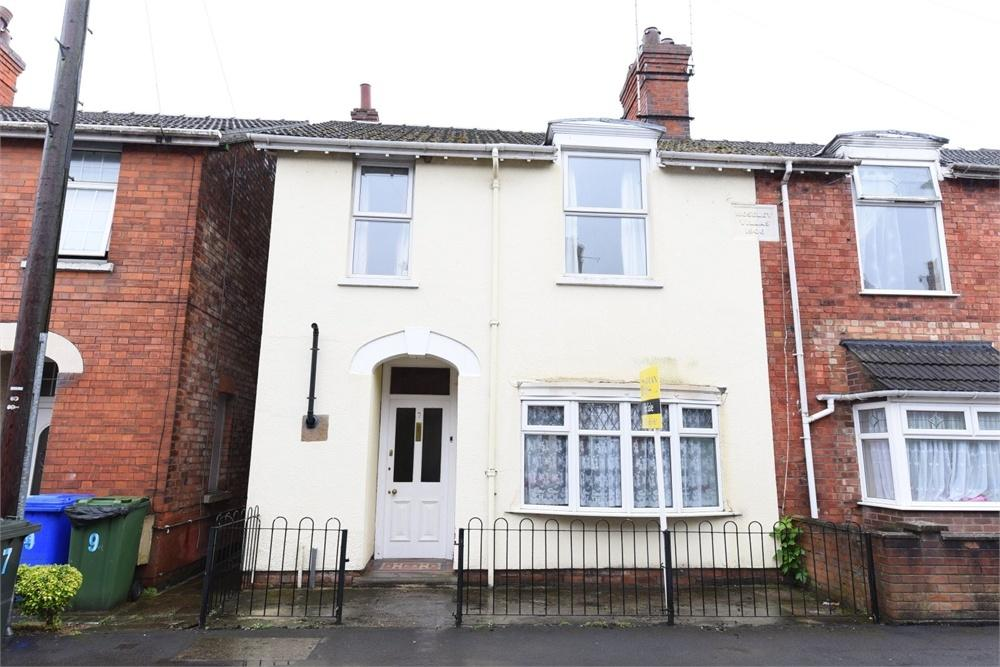 3 Bedrooms Semi Detached House for sale in Albert Street, Boston, Lincolnshire