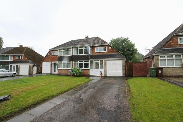 3 Bedrooms Semi Detached House for sale in Edward Drive Ashton In Makerfield Wigan