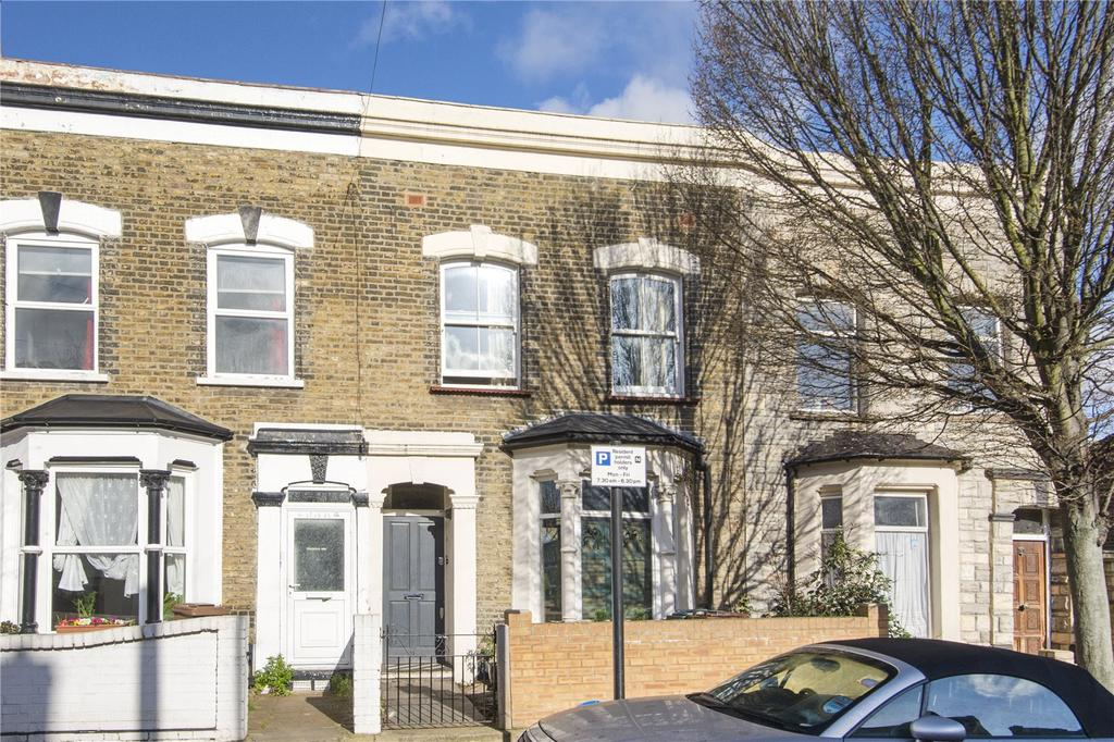 3 Bedrooms Terraced House for sale in Clifden Road, London, E5