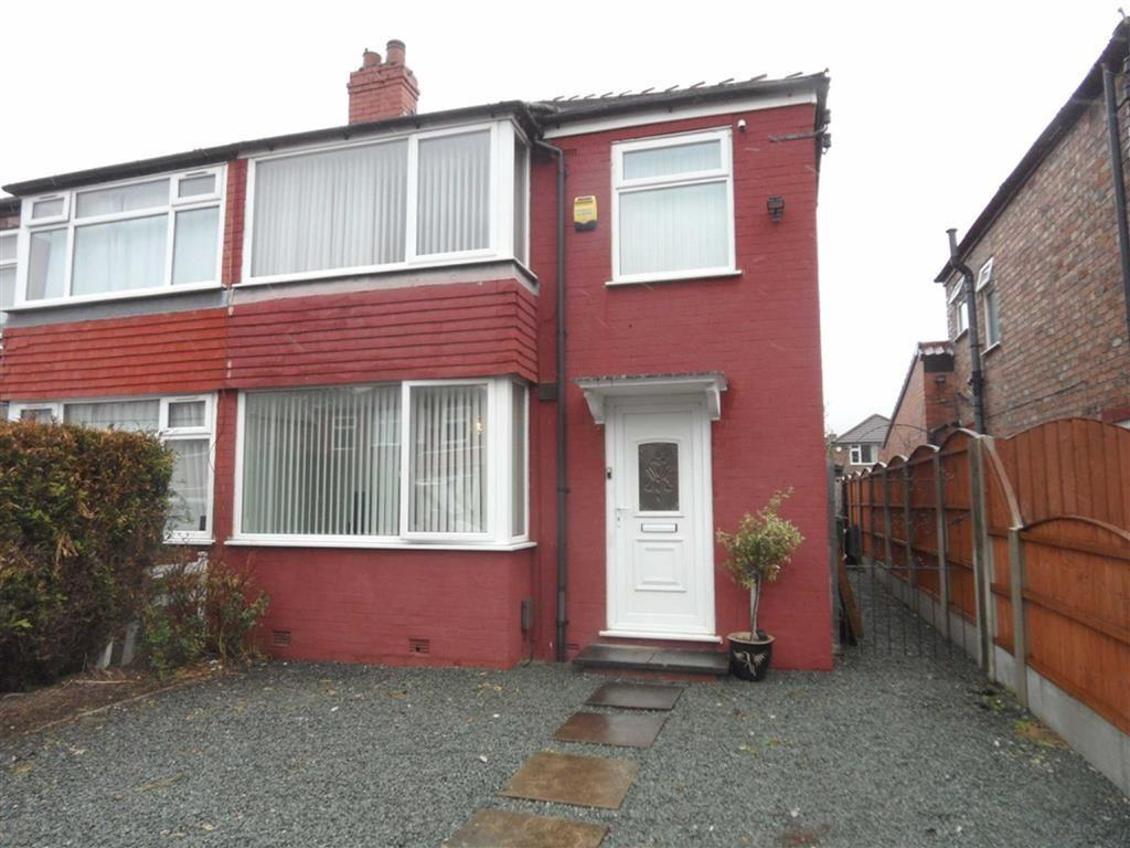 3 Bedrooms Semi Detached House for sale in Argyll Road, Cheadle