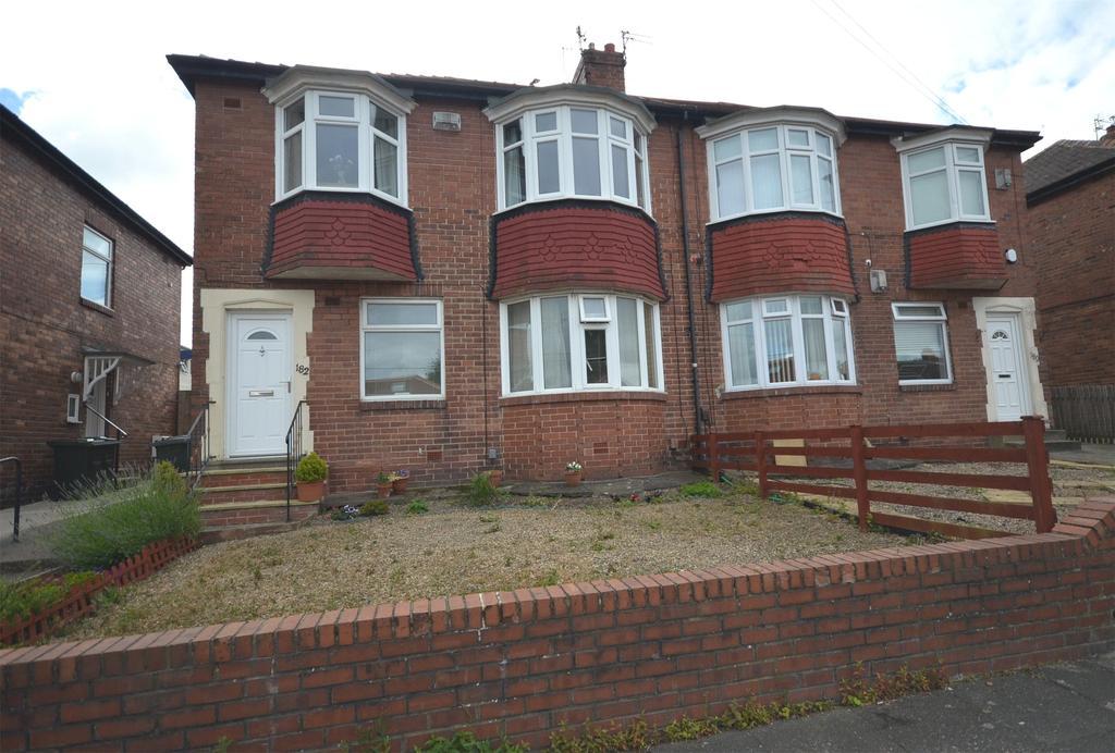3 Bedrooms Apartment Flat for sale in Fenham