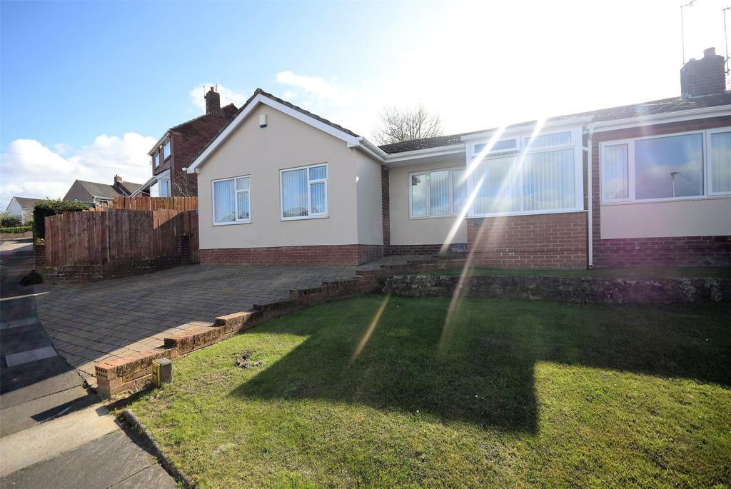 4 Bedrooms Semi Detached Bungalow for sale in Dunston