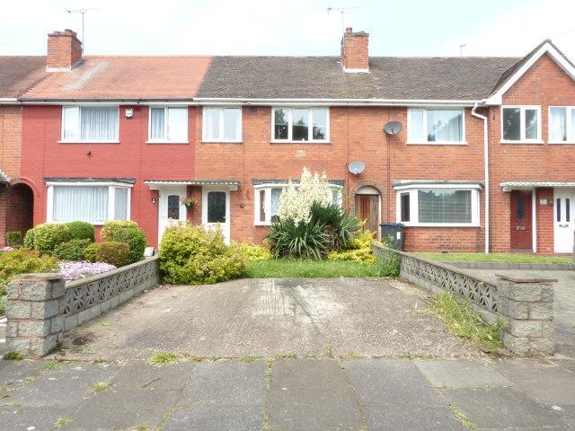 3 Bedrooms Terraced House for sale in Brushfield Road,Great Barr,Birmingham
