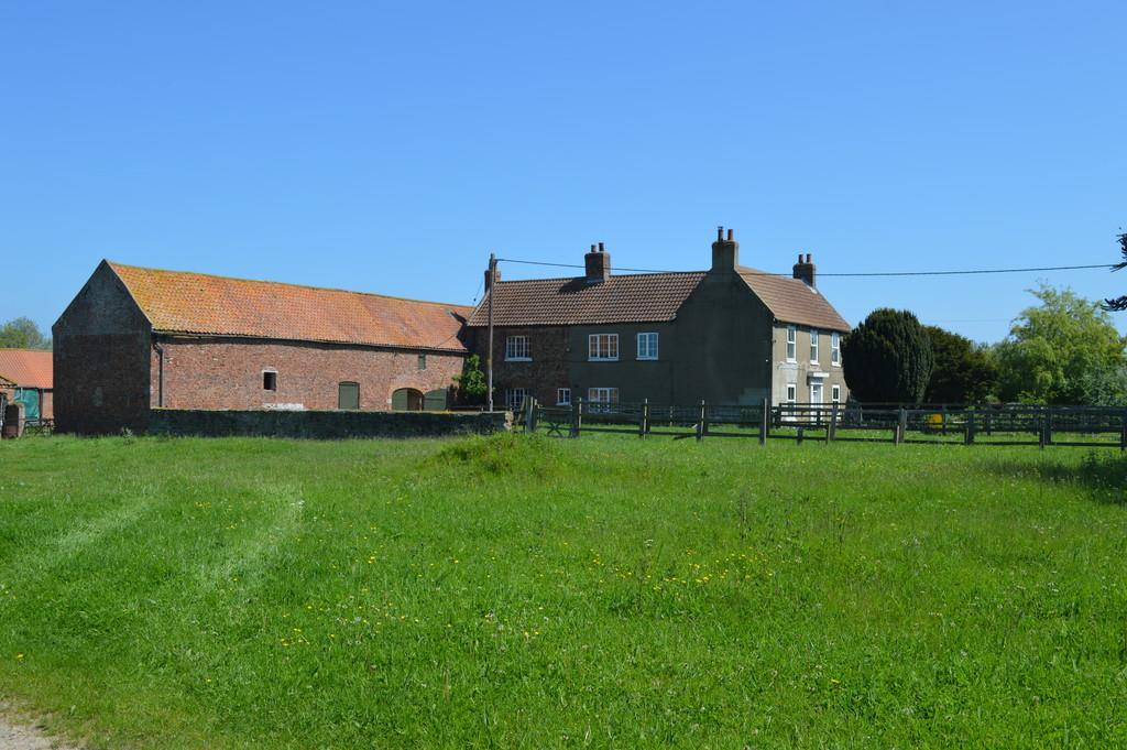 Land Commercial for sale in Southorpe Farm, Hornsea, East Yorkshire