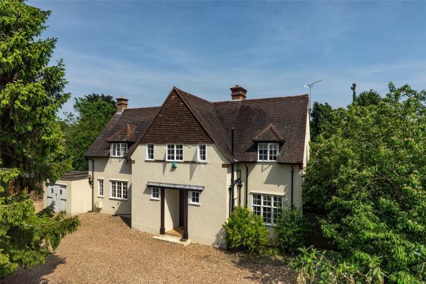 5 Bedrooms Detached House for sale in Storey's Way, Cambridge