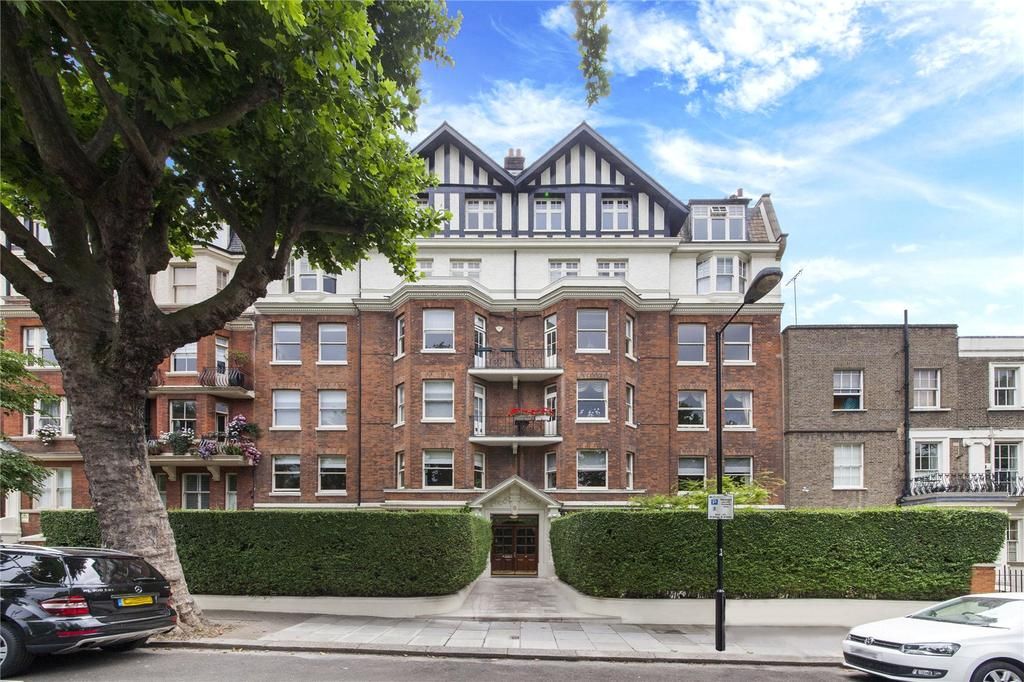 3 Bedrooms Flat for sale in Lampard House, 8 Maida Avenue, Little Venice