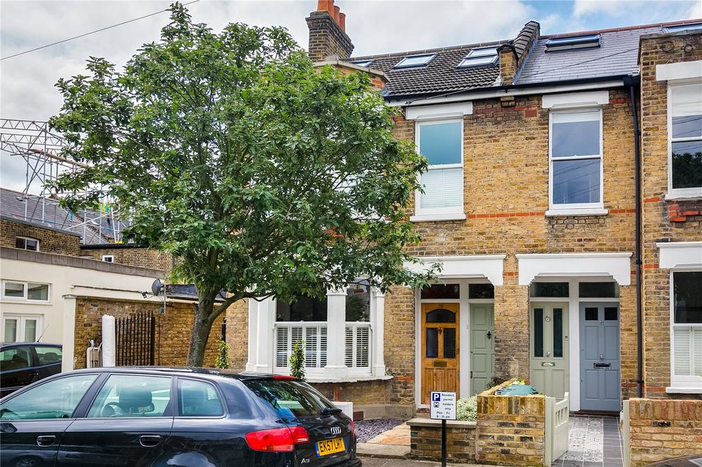 2 Bedrooms Flat for sale in Second Avenue, London