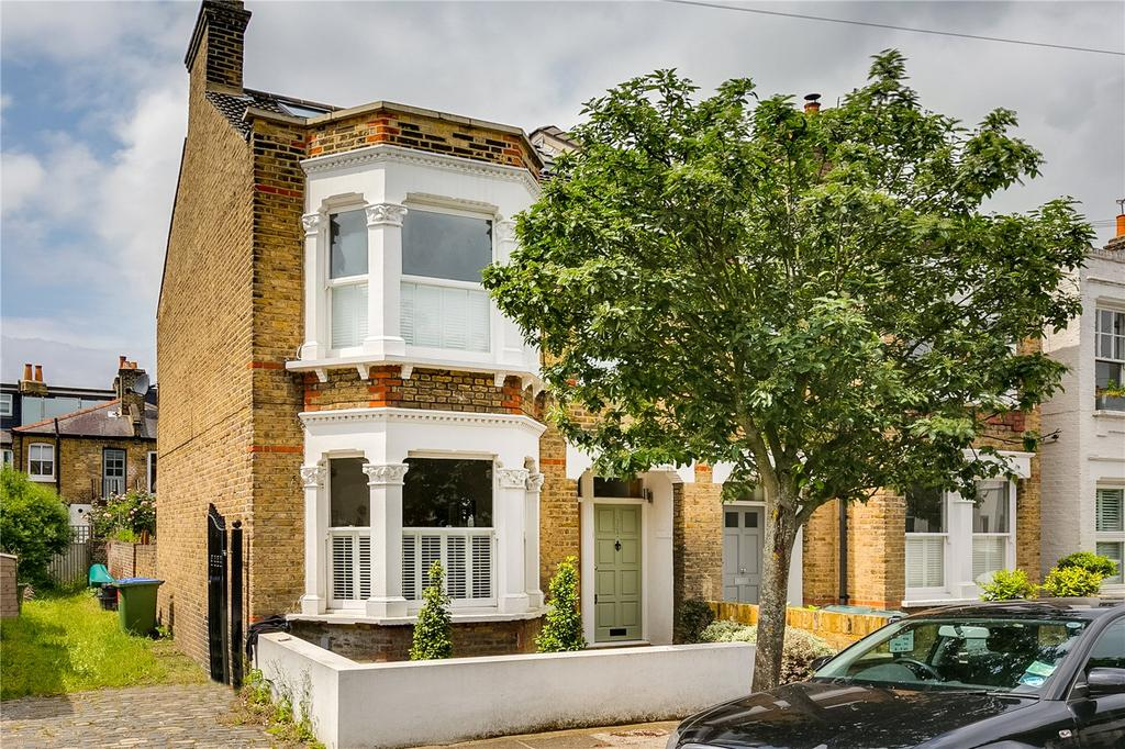 2 Bedrooms Flat for sale in Second Avenue, East Sheen, London