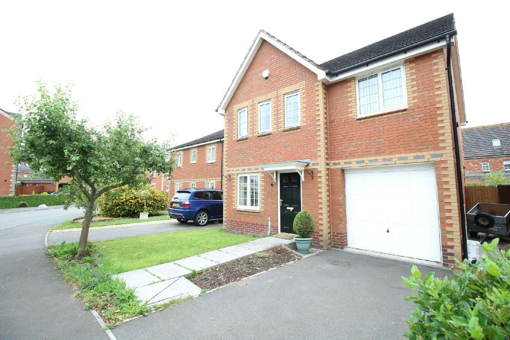 4 Bedrooms Detached House for sale in Grosmont Way, Newport