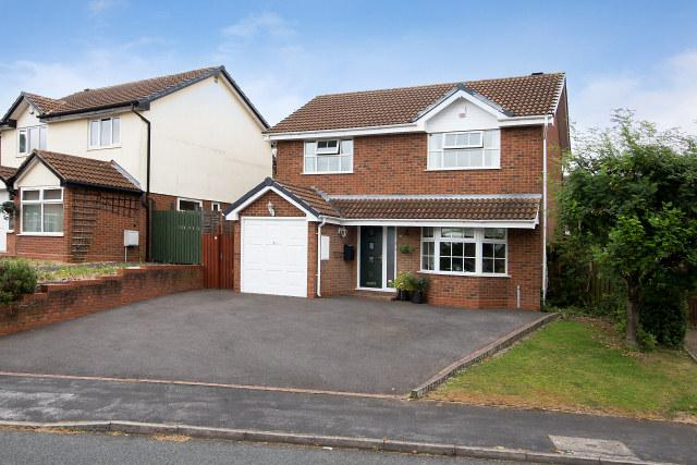 4 Bedrooms Detached House for sale in Sir Alfreds Way,Sutton Coldfield,West Midlands