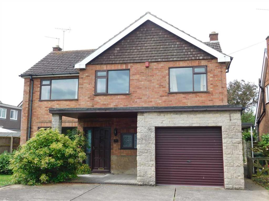 3 Bedrooms Detached House for sale in ST JOANS DRIVE, SCAWBY, BRIGG
