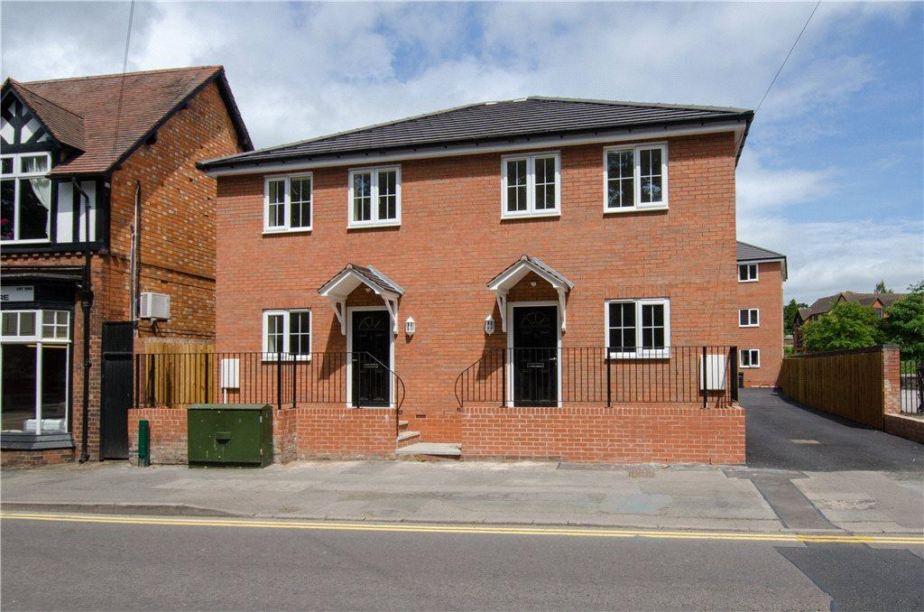 3 Bedrooms Semi Detached House for sale in Hanbury Street, Droitwich, Worcestershire, WR9