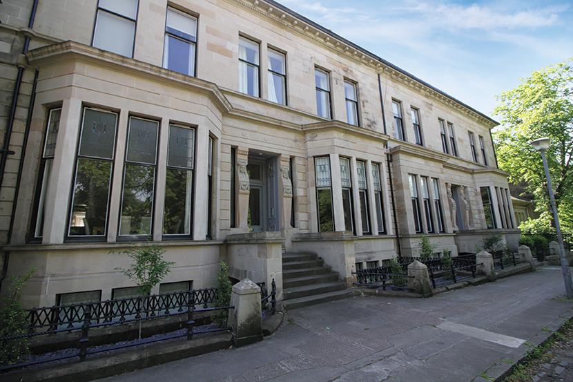 3 Bedrooms Duplex Flat for sale in 2 Lancaster Terrace, Hyndland, G12 0UT
