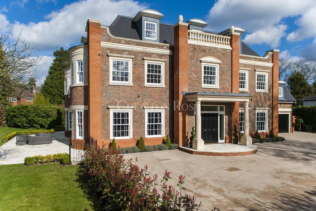 6 Bedrooms Detached House for sale in Christchurch Road, Virginia Water