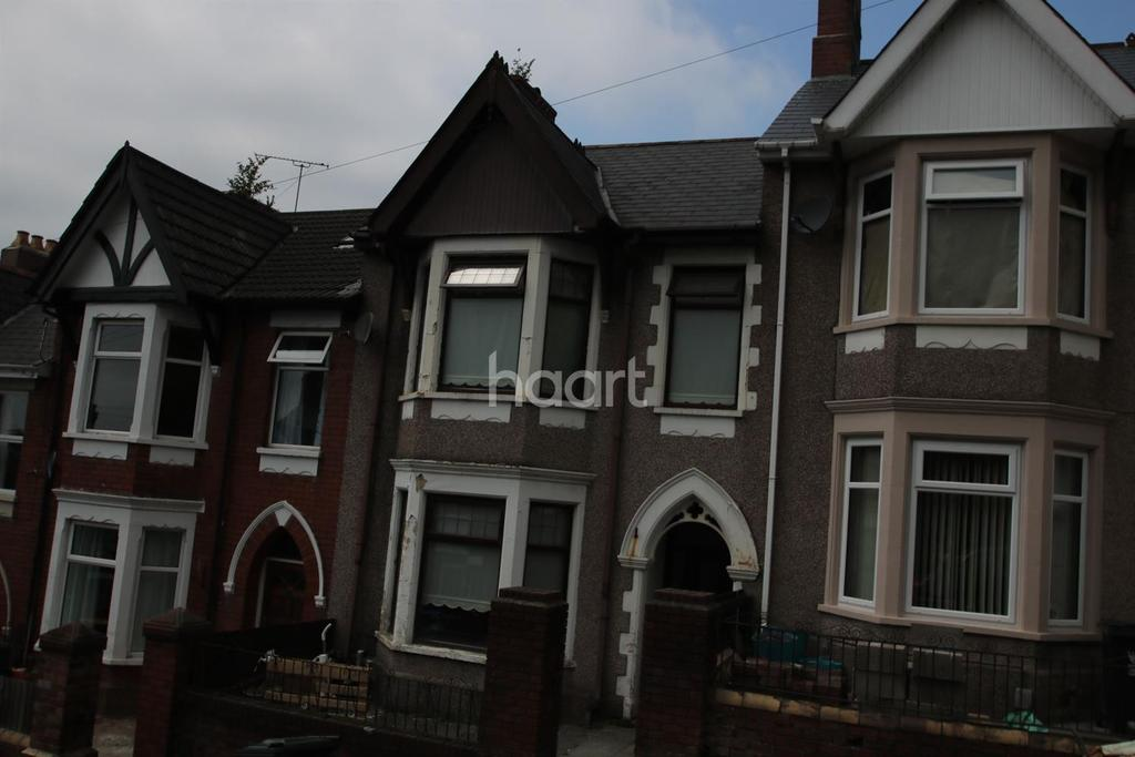 3 Bedrooms Terraced House for sale in Batchelor Road, Beechwood, Newport