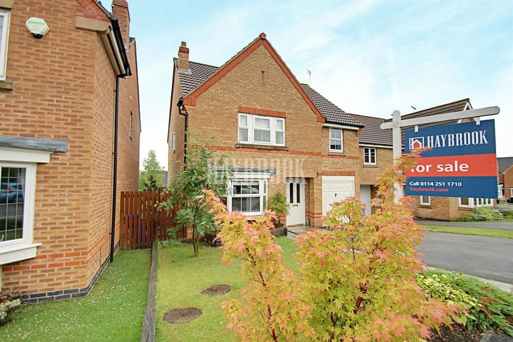 4 Bedrooms Detached House for sale in Oxclose Park View, Halfway