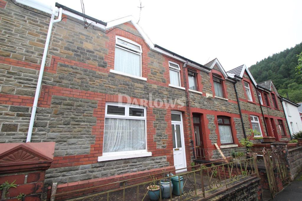 2 Bedrooms Terraced House for sale in Grove Street, Llanbradach