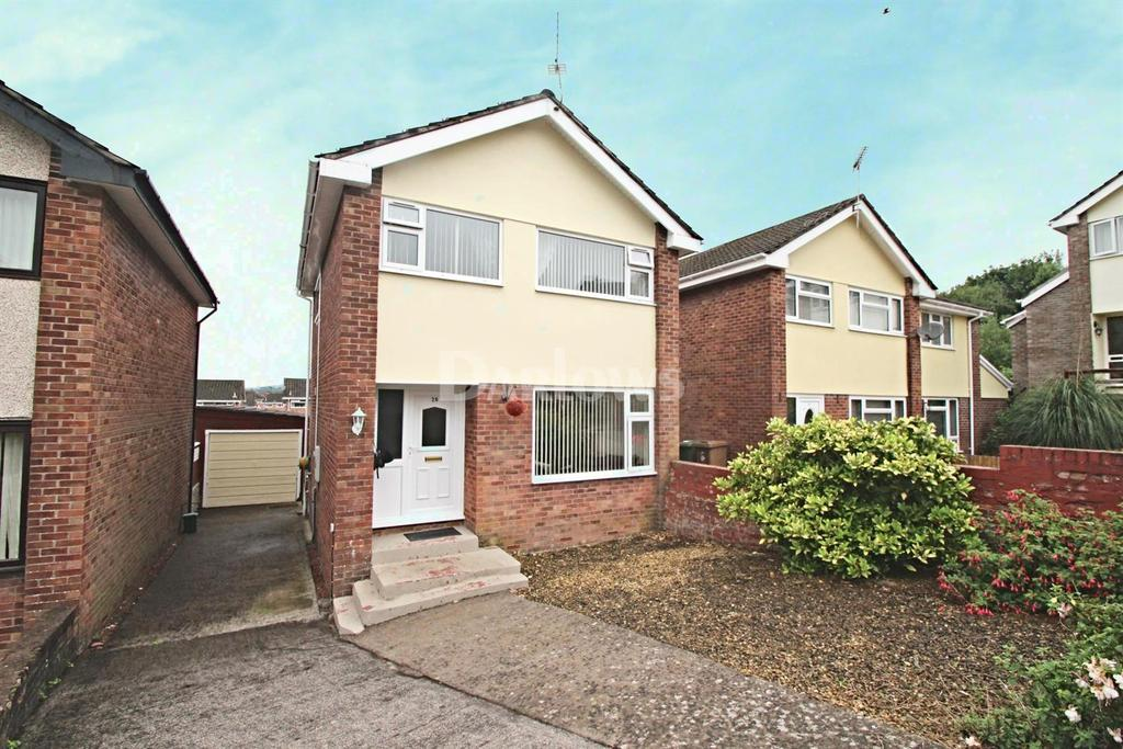 3 Bedrooms Detached House for sale in Greenacre Drive, Bedwas