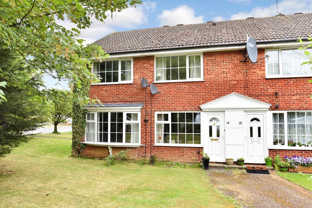 2 Bedrooms End Of Terrace House for sale in Millfield Glade, Harrogate