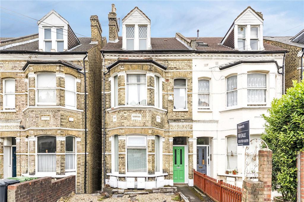 1 Bedroom Flat for sale in Gleneagle Road, London, SW16