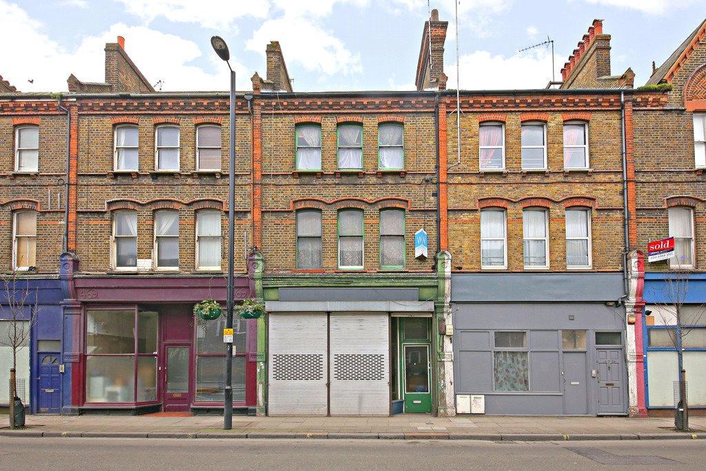 3 Bedrooms Flat for sale in Harrow Road, London, W10