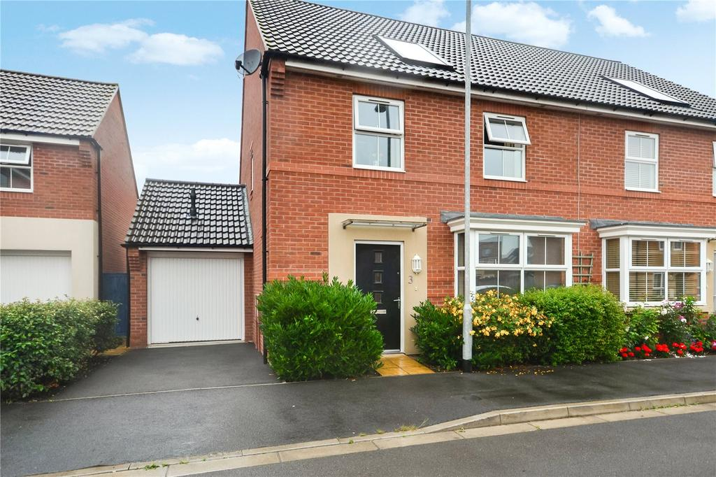 4 Bedrooms House for sale in Imperial Way, Bridgwater, Somerset, TA6