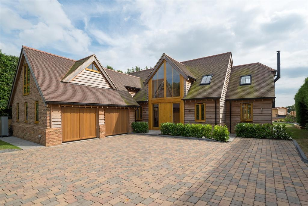 4 Bedrooms Detached House for sale in Worcester Lane, Canterbury, Kent