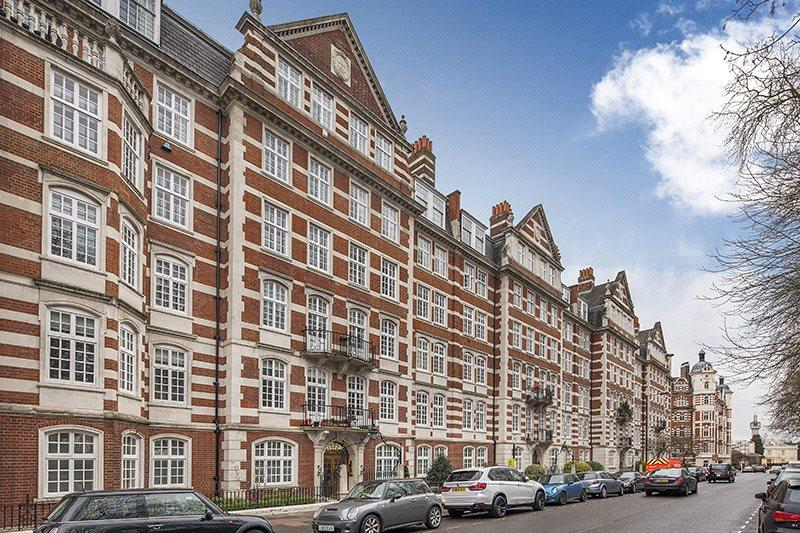 3 Bedrooms Flat for sale in Hanover House, St. Johns Wood High Street, St. John's Wood, London, NW8