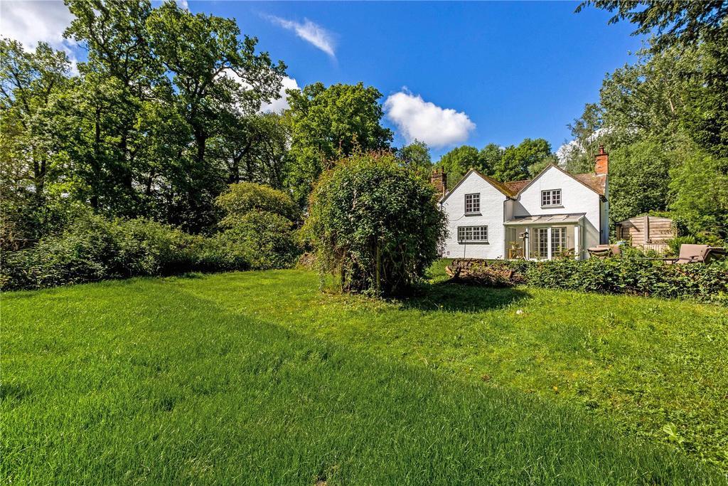 4 Bedrooms Semi Detached House for sale in Rough Lodge, Nuneham Park, Nuneham Courtenay, Oxford, OX44