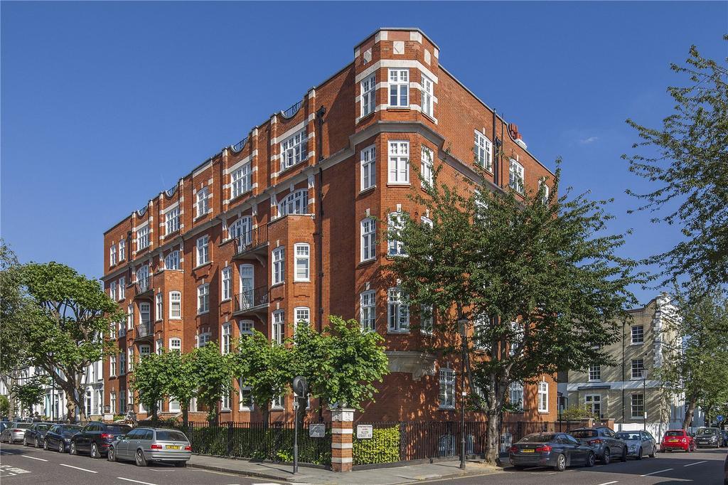 4 Bedrooms Flat for sale in Abingdon Gardens, 40 Abingdon Villas, London, W8