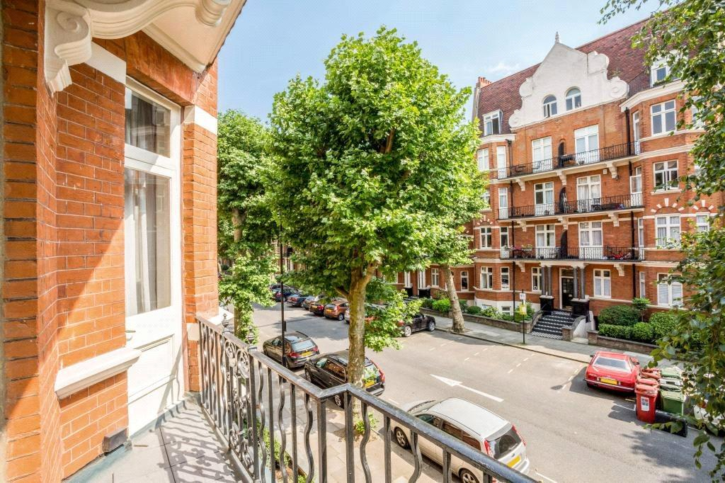 2 Bedrooms Flat for sale in Lauderdale Mansions, Lauderdale Road, Maida Vale, London, W9