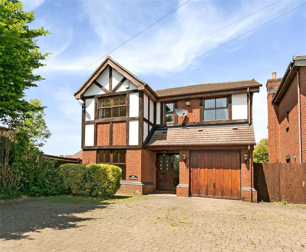 4 Bedrooms Detached House for sale in Station Road, Otford, Sevenoaks, Kent, TN14