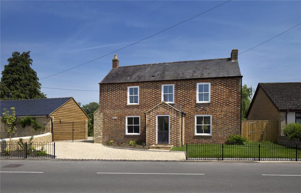 4 Bedrooms Detached House for sale in Murcott, Kidlington, Oxfordshire, OX5