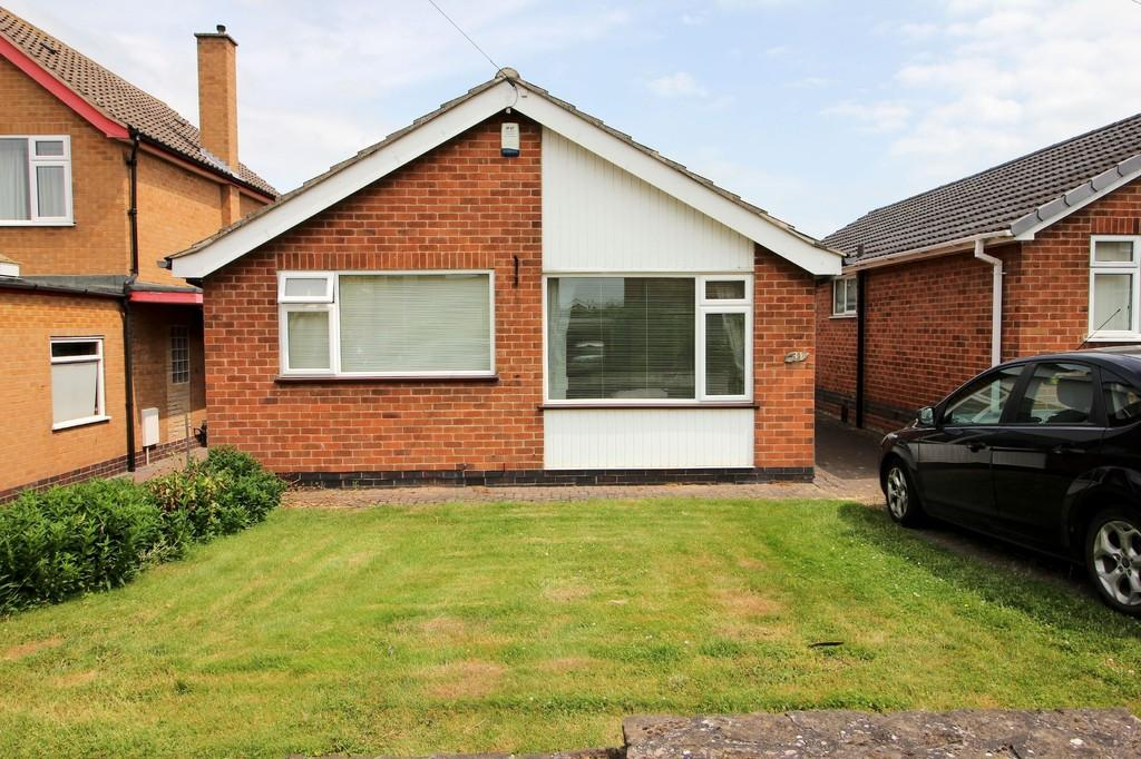 2 Bedrooms Detached Bungalow for sale in Salisbury Avenue, East Leake