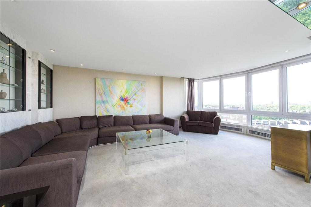 3 Bedrooms Apartment Flat for sale in Raynham, Norfolk Crescent, London, W2