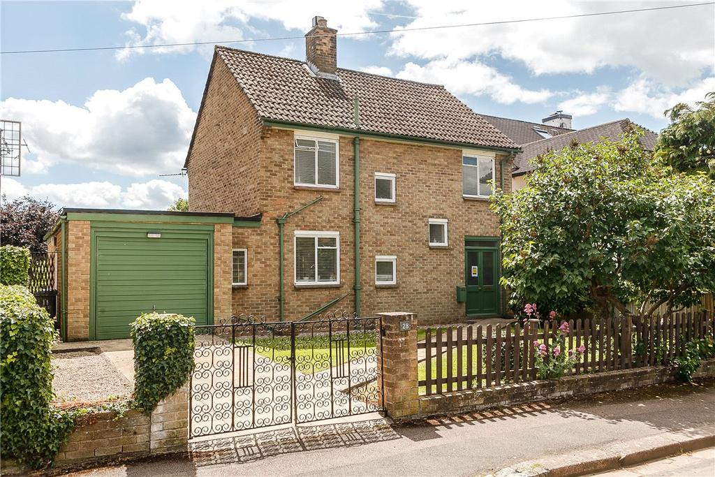 3 Bedrooms Detached House for sale in Harbord Road, Oxford, Oxfordshire, OX2