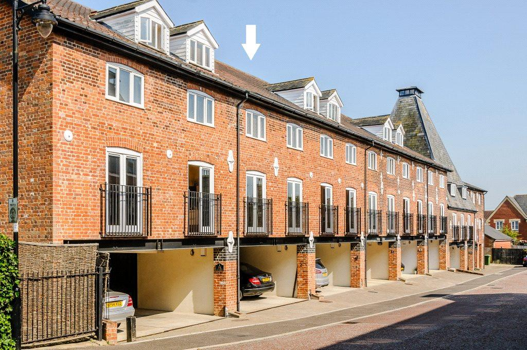 4 Bedrooms Mews House for sale in Station Yard, Hadleigh, Ipswich, Suffolk, IP7