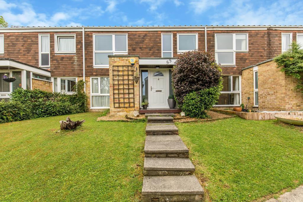 4 Bedrooms Terraced House for sale in Crofters Mead, Forestdale, Croydon, CR0 9HT