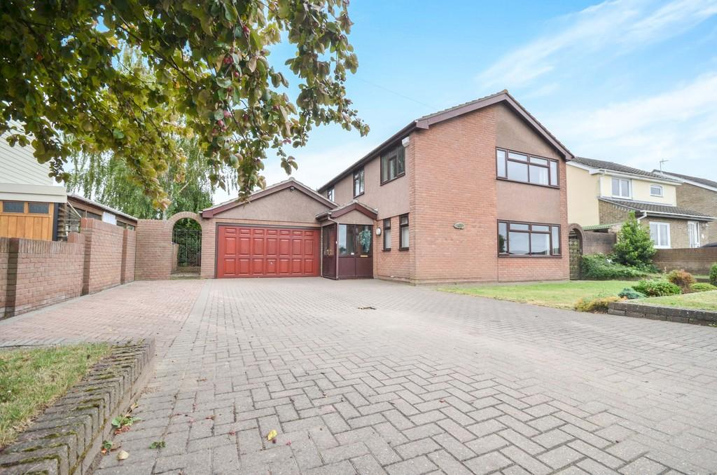 4 Bedrooms Detached House for sale in The Green, Great Bentley