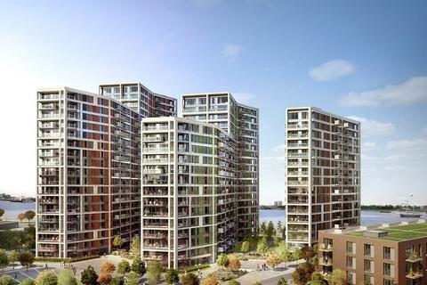2 bedroom flat - Waterfront II, Royal Arsenal Riverside, Woolwich, London, SE18