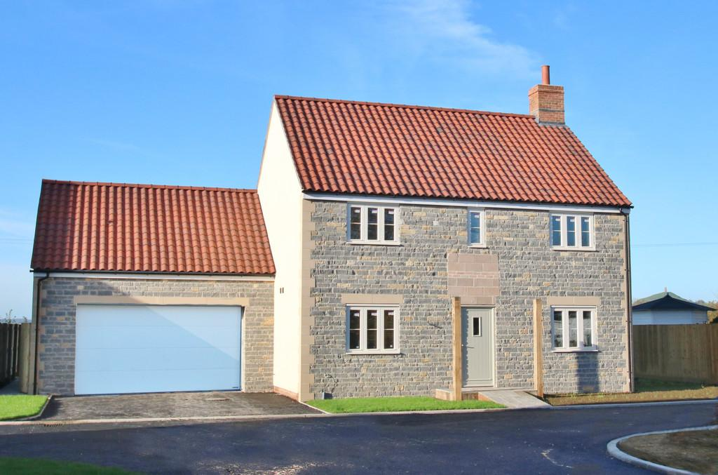 4 Bedrooms Detached House for sale in Newtown, West Pennard