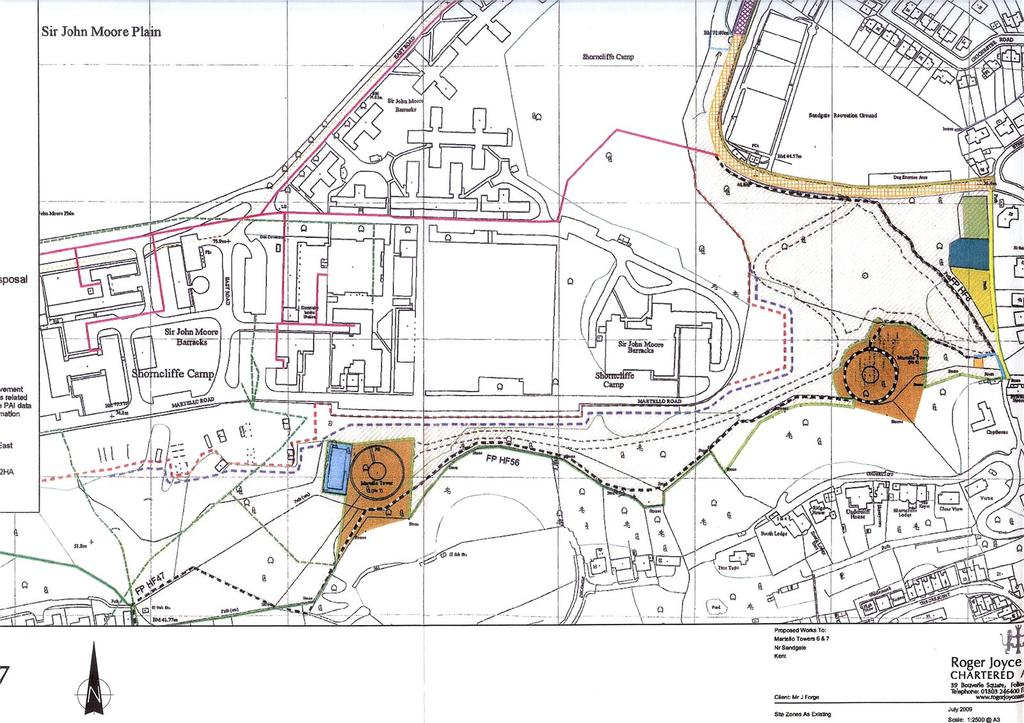 Plot Commercial for sale in Military Road, Sandgate, Folkestone, Kent, CT20