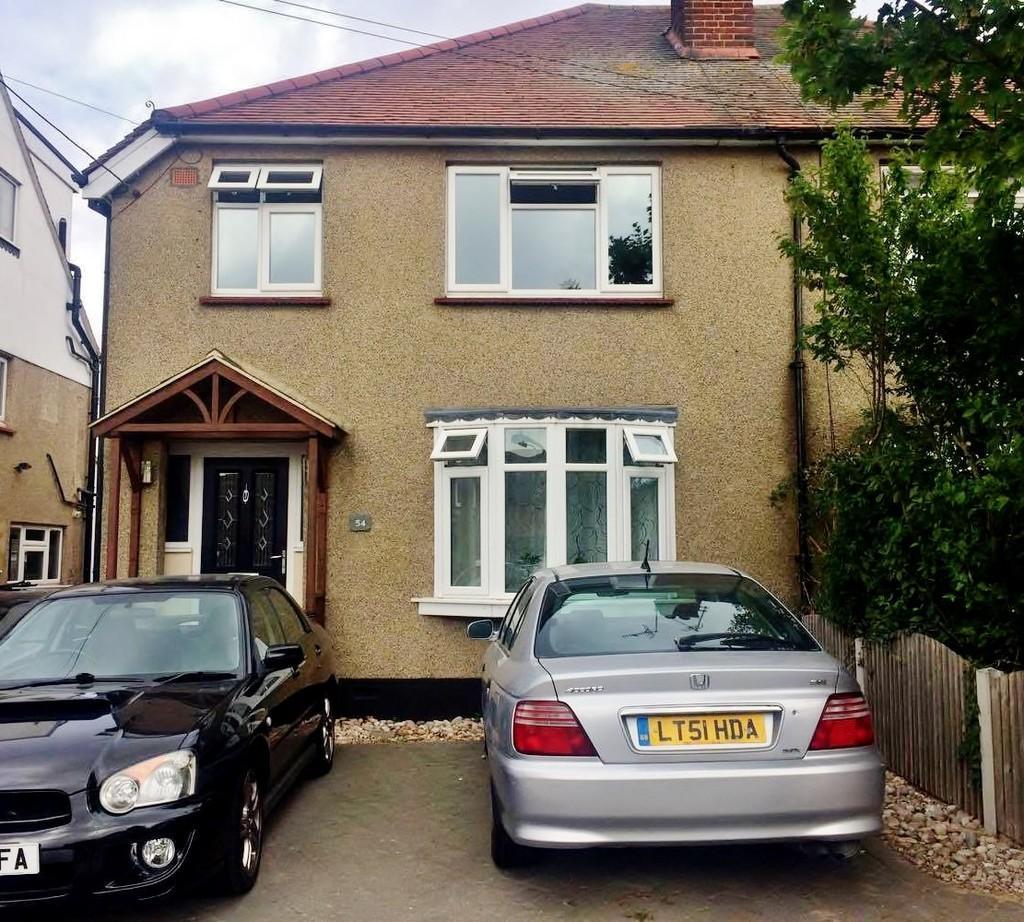 3 Bedrooms Semi Detached House for sale in Chapel Lane, Benfleet